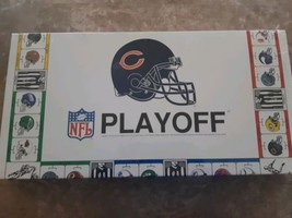 Chicago Bears Playoff 1991 Team NFL Board Game Big League Promotions Sealed - $29.65