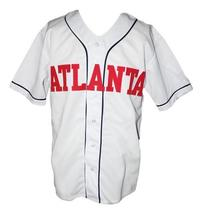 Kenny Powers Atlanta Eastbound And Down Tv Show Button Baseball Jersey Any Size image 1