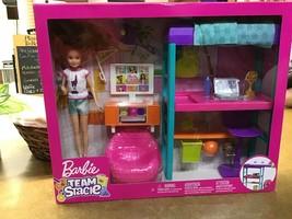 Barbie Team Stacie Room Playset - $33.65