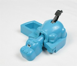 Hungry Hungry Hippos Blue Sweetie Potamus Replacement Game Part Piece - $9.49