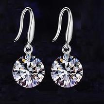 .925 Swarovski Crystal Drill Earrings - $14.99