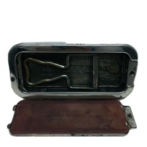 Vintage Rolls Razor Set The Whetter with Case & Built-In Strop - No Box. - $18.69