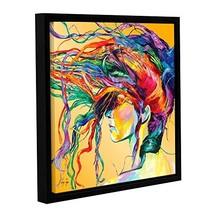 ArtWall 'Windswept' Gallery Wrapped Canvas Art by Linzi Lynn, 18 by 18-Inch - $80.19