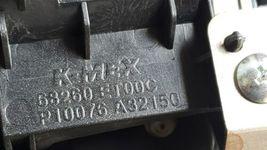 07-09 Nissan Sentra SE-R Spec-V Dash Stereo Surround Oil & G-Force Gauge Pod image 10