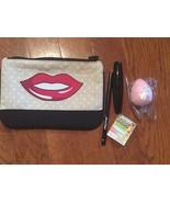 ipsy 2017 Hey Honey Lips Glam Bag + 4 Samples - $10.99