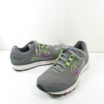 Nike Vomero 7 Womens Size 12 Gray Purple Training Running Shoes 515411-050 - $29.69