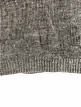 Vince Women Gray Crop Sweater Sz XS image 6