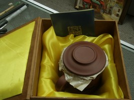 11.5cm Marked Yixing 100% Hand-carved Zisha Teapot Poem beauty Teapot Ke... - $233.40