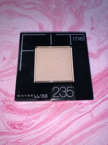 Primary image for Maybelline New York FIT ME! Pressed Powder  #235 Pure Beige SEALED