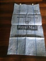 "Large Royal Mail/Great Britain Sack bag, 23.5"" x 42"" - $14.95"