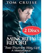 Minority Report (DVD, 2002, 2-Disc Set, Widescreen) (DVD, 2002) - $0.00