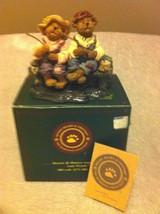 Boyds Bears & FRIENDS--#2277910--BECKY & TOM--2002 --FREE SHIP---EUC - $26.97