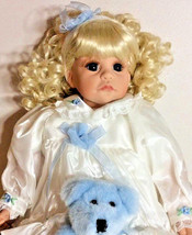 Lindsey Lloyd Middleton Royal Vienna Doll Collection USA Signed 94/300 - $194.00