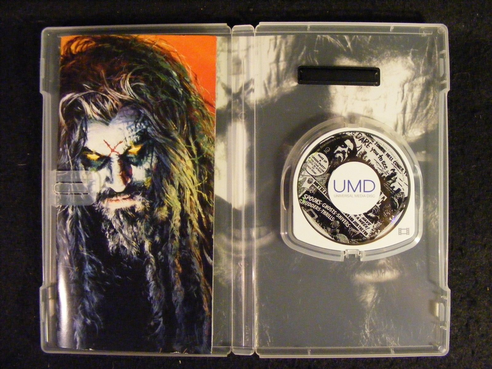 Rob Zombie: Hellbilly Deluxe (UMD-Movie, 2005) For the Sony PSP Game System