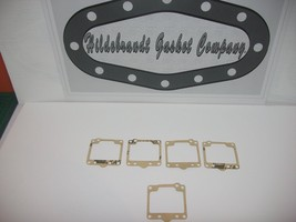KAWASAKI GPZ 750 MIKUNI BS CV CARBURETOR FLOAT BOWL GASKETS (4+1 FREE)  ... - $6.93