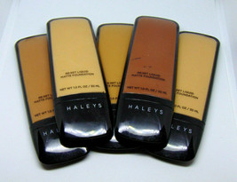 HALEYS RE:SET Liquid Matte Foundation 1.0Fl.oz/ 30ml Choose Shade - $9.50