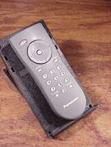 Panasonic TV Remote Control, no. EUR7713020, used, cleaned, tested - $8.95