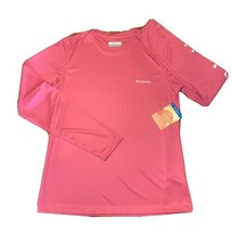 Columbia Rapid Creek Sun Protection Shirt UPF50 Long Sleeve Womens Small NEW - $23.56