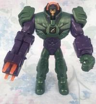 "2015 Batman vs Superman Dawn of Justice Lex Mech Luthor 6"" Figure Mattel... - $5.45"