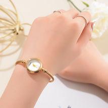 Lvpai® Women Bracelet Watch Luxury Stainless Steel Gold Silver Quartz Gift image 5