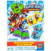 Marvel© superhero adventures memory match game W - $14.99
