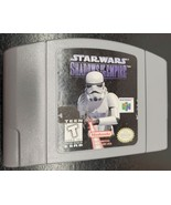 Star Wars Shadows of the Empire Video Game for Nintendo 64 - Game only - $13.78