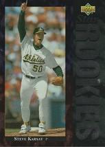 1994 Upper Deck #20 Steve Karsay - $0.50