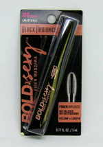 BLACK RADIANCE BOLD & SEXY Fiber Mascara No.CA6431A Black 0.17oz./5ml - $6.44