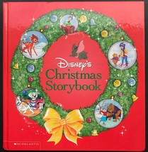 Disney Christmas Storybook Hardback - $21.04