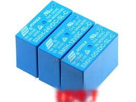 SMIH-24VDC-SL-C, 24VDC Relay, Sanyou Brand New!! - $6.50