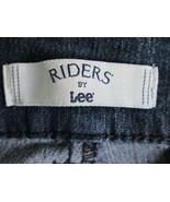 Women's dark blue denim blue jeans Size 12P by Lee Riders  MKARL097 - $6.62