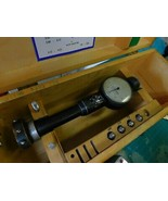 "Standard #4 Dial Bore Gauge in Case with Anvils  Range 2.12""-3.12"" - $166.25"