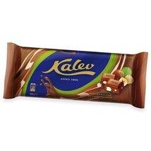 Kalev milk chocolate with hazelnuts 200g - $23.93