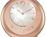 Versace VAQ050016 Perpetuelle Mop Rose-gold Dial Ladies Watch - £1,897.59 GBP