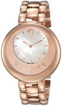 Versace VAQ050016 Perpetuelle Mop Rose-gold Dial Ladies Watch - $2,588.32
