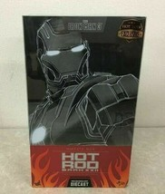 Hot Toys Movie Masterpiece 1/6 Scale Figure Iron Man 3 Hot Rod Armor Mar... - $515.79