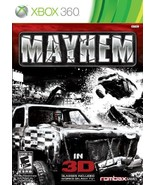 Mayhem 3D - Xbox 360 [video game] - $47.45