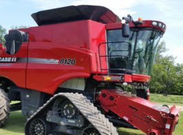 2010 CASE IH 8120 For Sale In New Rockford, North Dakota 58356 image 2