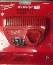 Milwaukee 48-59-2401 M12 12v Lithium-Ion Battery Charger - $38.61