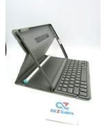 Logitech Y-R0027 Solar Keyboard Folio for iPad 2/3/4 - Ice Blue - USED - $39.55