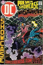 Showcase Comic Book #84 Nightmaster, DC Comics 1969 FINE - $19.27