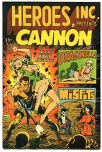 Heroes Inc Present Cannon-WALLY WOOD-STEVE DITKO ART VF - $18.92
