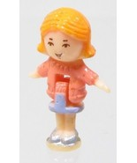1996 Vintage Polly Pocket Dolls Fashion Friends - Cindy Bluebird Toys - $7.50