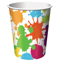Art Party 9 oz Hot/Cold Cups/Case of 96 - $52.00