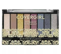 Covergirl Tru Naked 845 Queenship Eyeshadow Palette - Full Size/Sealed - $6.92