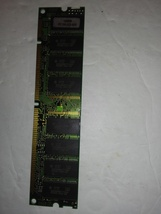 Hitachi 5264805FTTA60 PC100 100MHz 3.3V Non-ECC Unbuffered 128MB 168 Pin... - $15.00