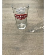 KARL STRAUSS AMBER LAGER NATIVE SAN DIEGO CALIFORNIA BEER PINT GLASS - $10.00