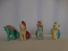 My Little Pony Vintage G1 Twinkle Eye Fizzy Soda + Space Planet + Moondancer + M - $123.77