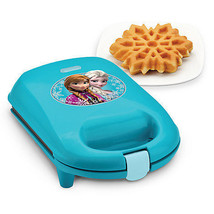 Disney Frozen Anna & Elsa Snowflake Waffle Maker New with Box - $36.54 CAD