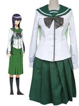 High School of the Dead School Uniform Skirt Cosplay Costume - $42.99